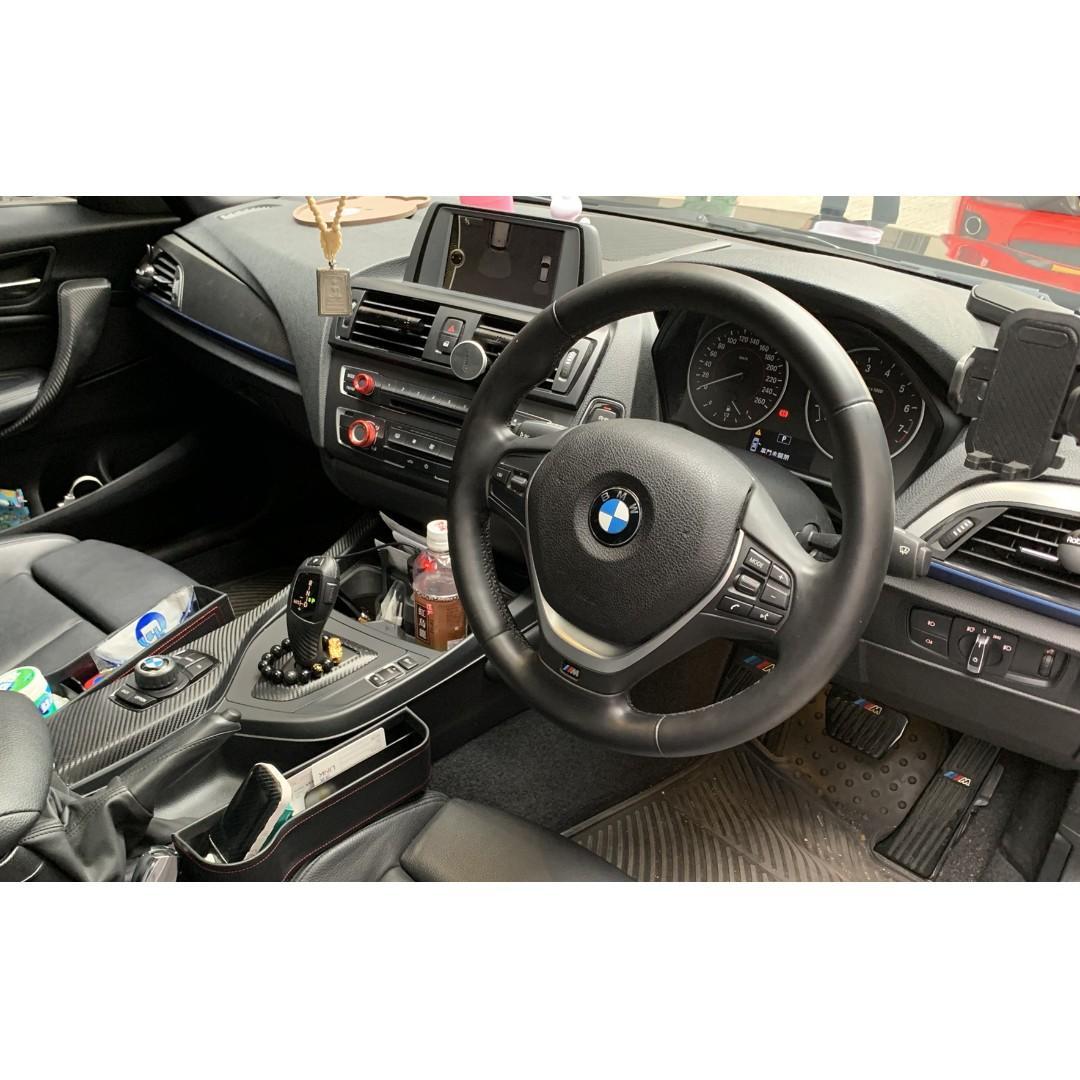 BMW 118iA M SPORT EDITION 2012