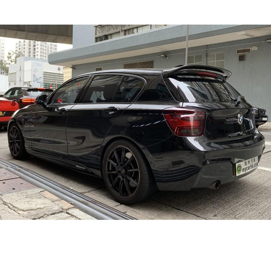 BMW 118iA M SPORT EDITION 2014