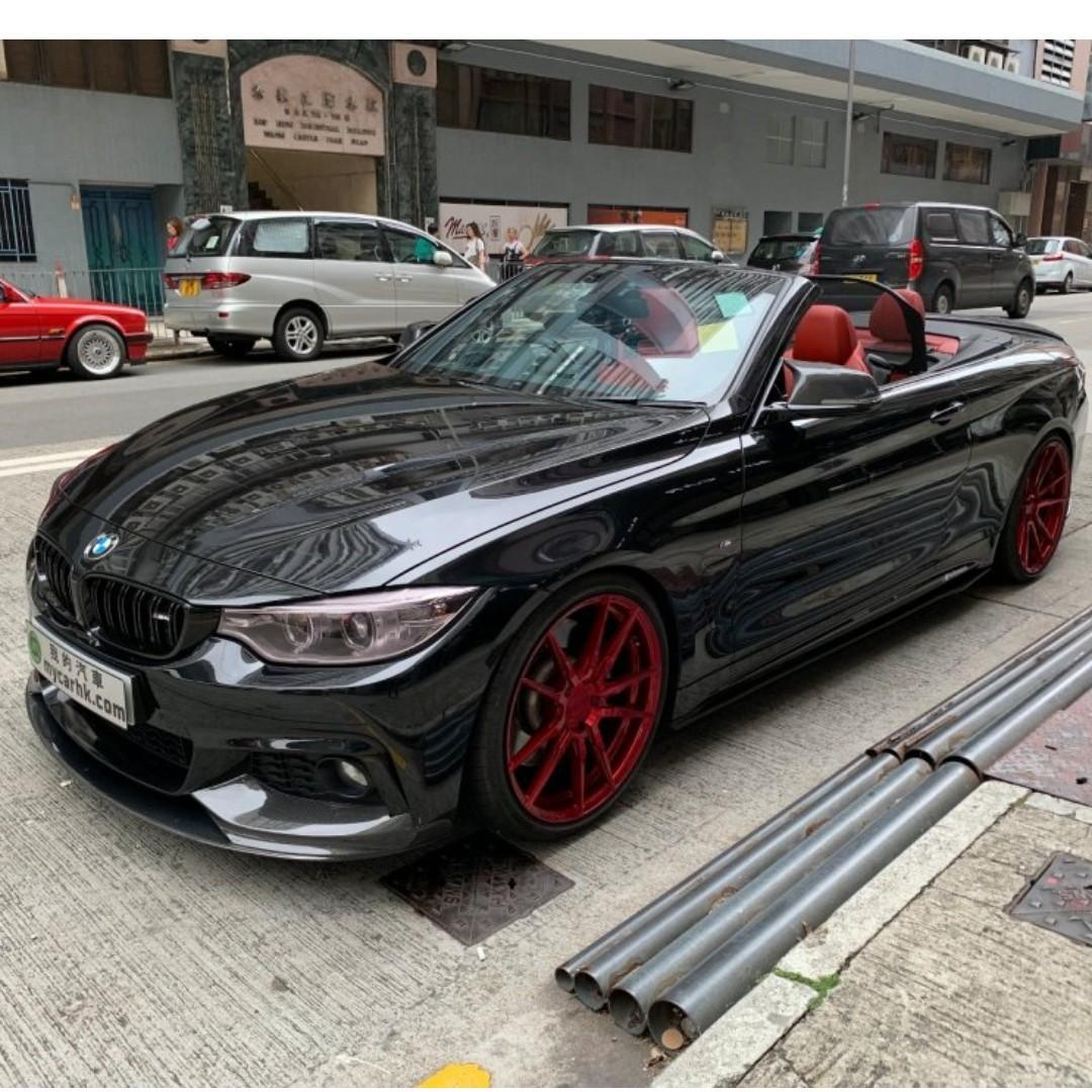 BMW 428iA CABRIO M SPORT EDITION 2014