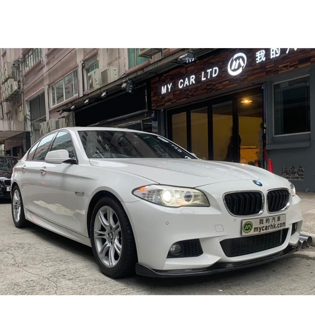 BMW 520iA M SPORT EDITION 2013