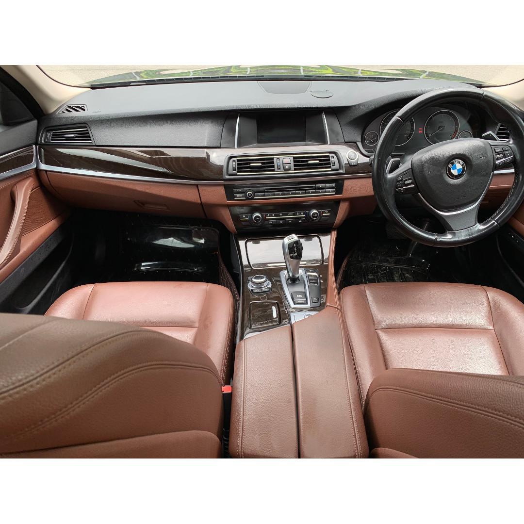 BMW 520I (1997cc) 2015