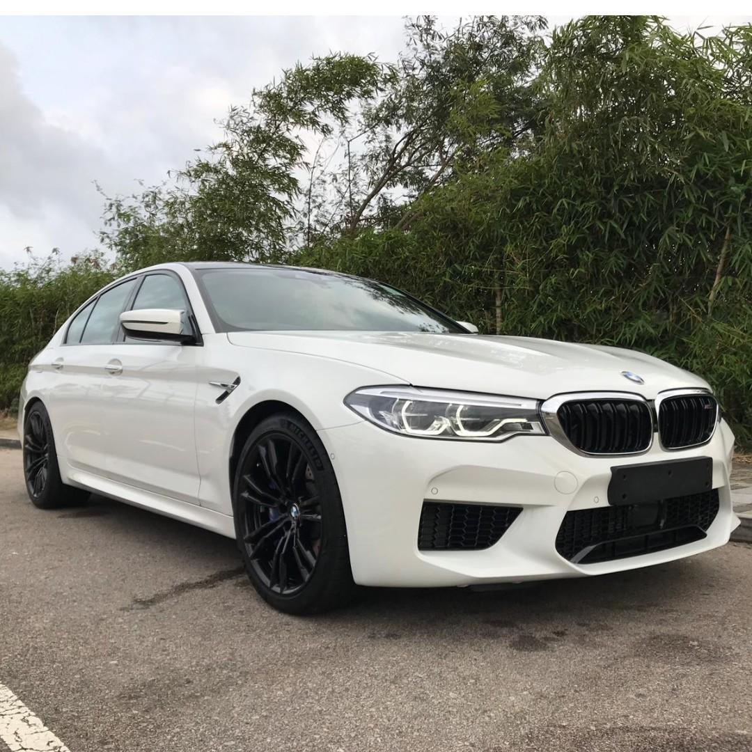 BMW M5 Saloon (F90) 2018