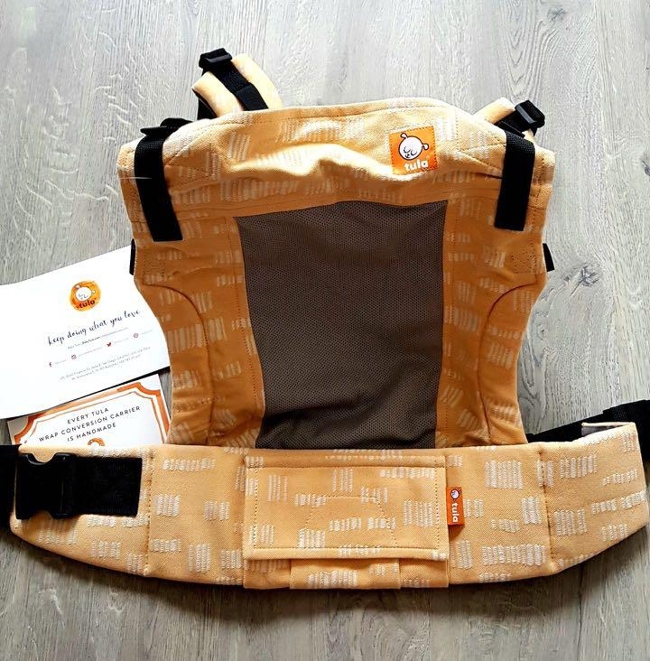 BNWT - Baby Tula Emmeline Sunny Day on 110th *limited edition*
