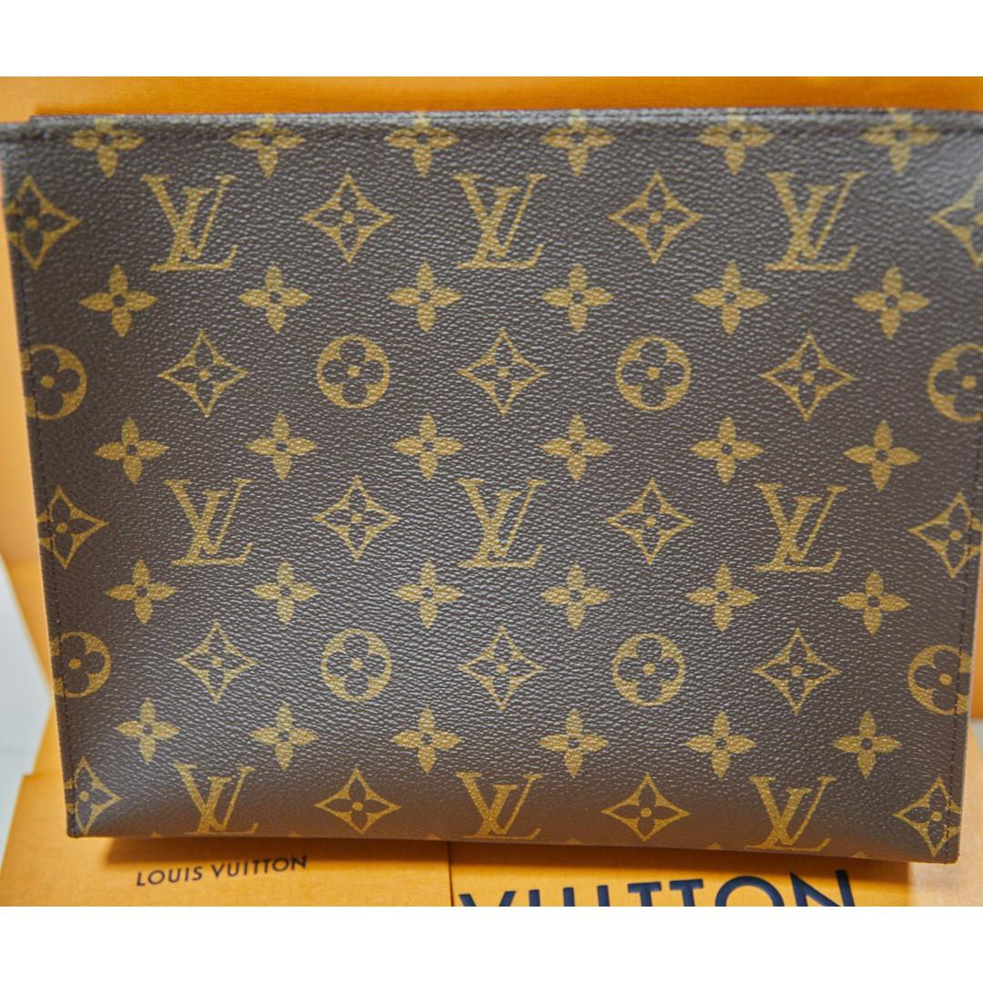 9a96c9c1592 Brand New Louis Vuitton Toiletry Pouch 26 M47542, Luxury, Bags ...