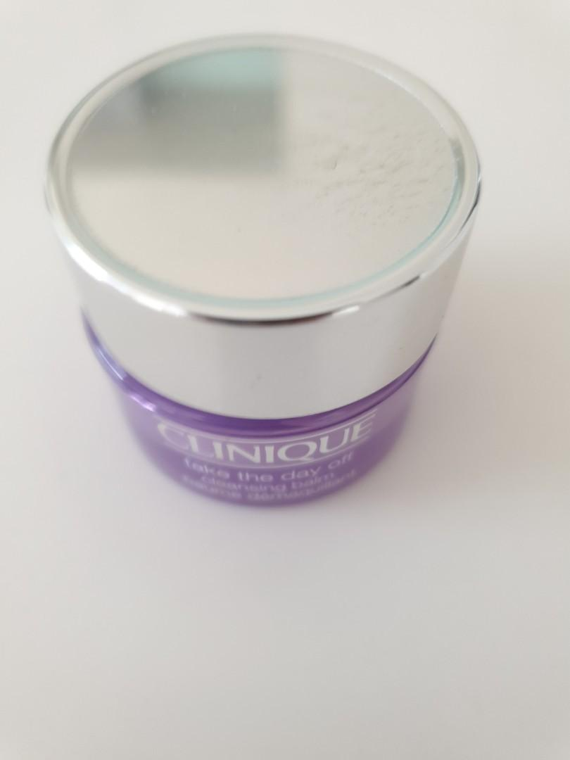 Clinique - take the day off cleansing balm
