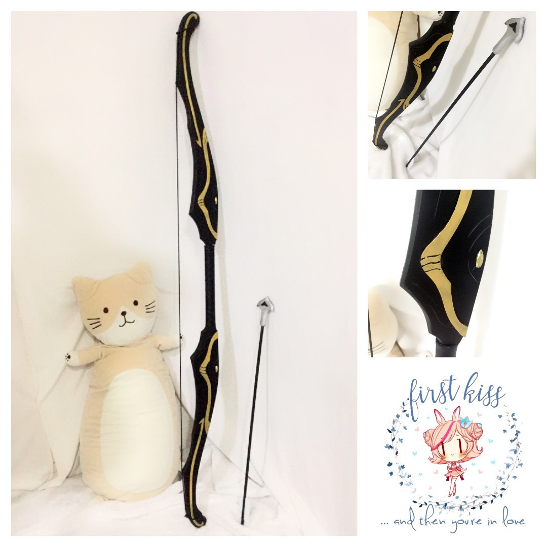 Cosplay Prop - FGO Bow and Arrow