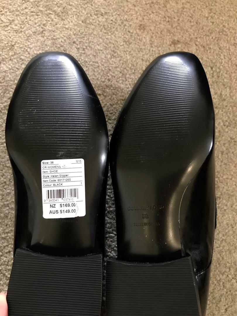 Country Road Loafers Slip On Brand New