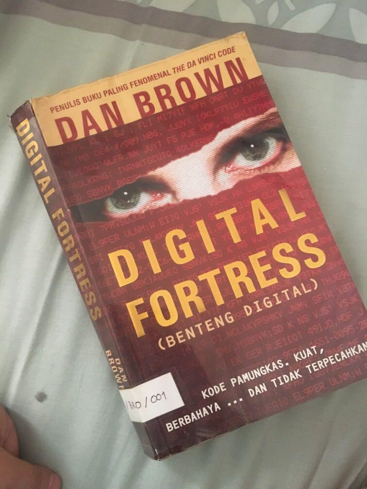 Digital Fortress (Dan Brown)