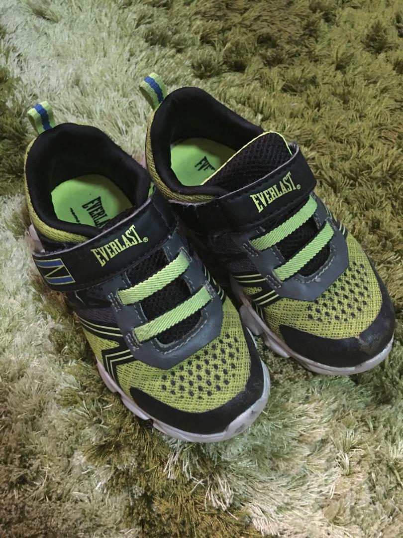 everlast light up shoes