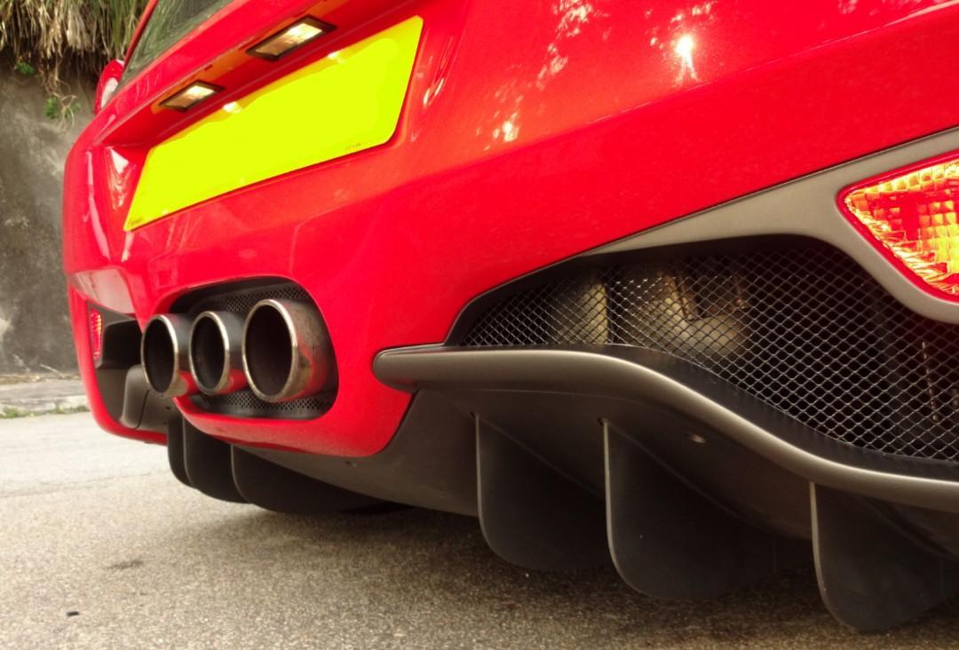 法拉利 Ferrari 458 Italia 2013尾期
