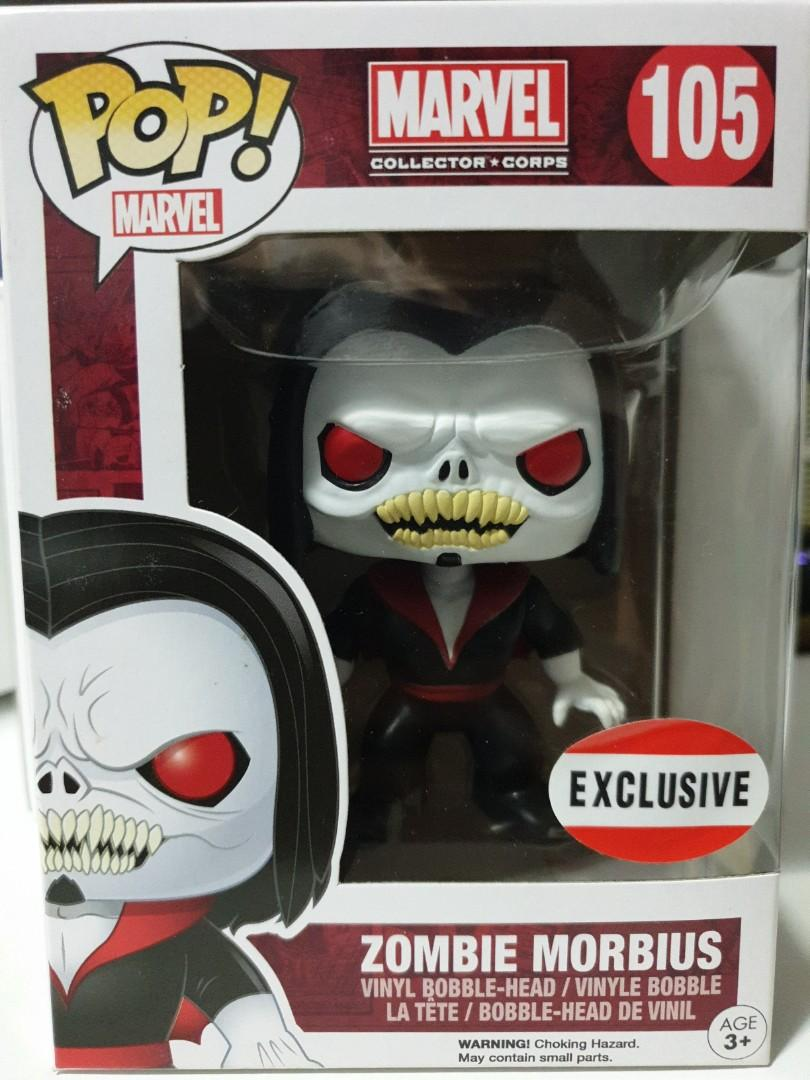Zombie Morbius >> Funko Pop Zombie Morbius Exclusive On Carousell