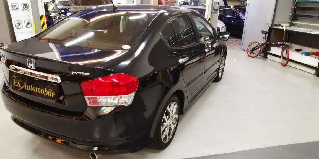 Honda City 1.5 VTEC Auto