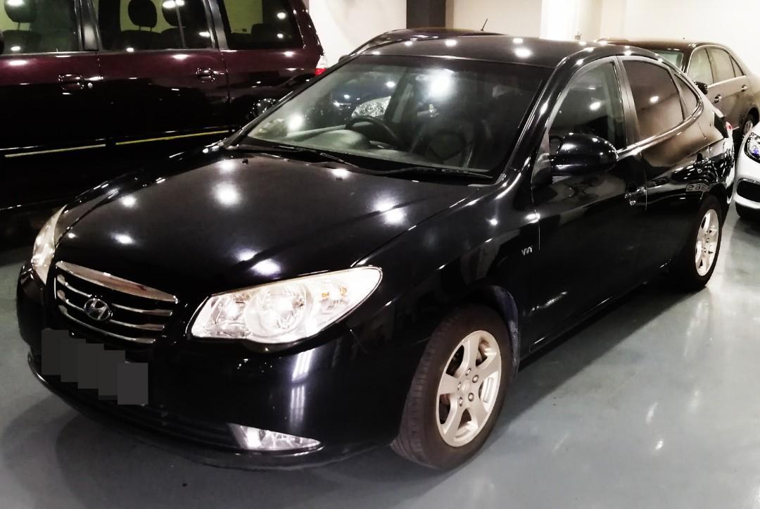 Hyundai Avante (Manual)