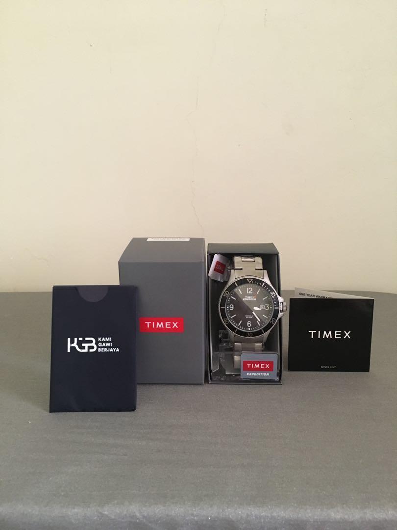 Jam tangan Timex Expedition Field Ranger not seiko gshock alexander etc