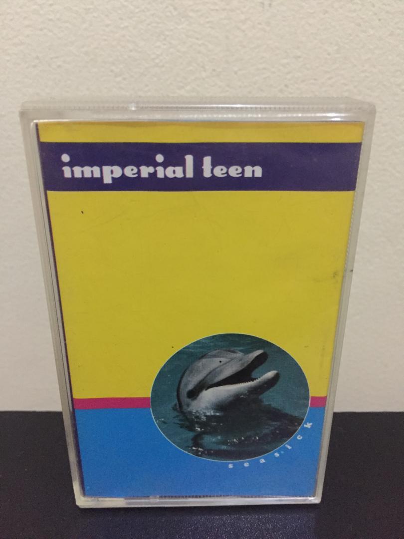 Kaset Pita Imperial Teen (Album: Seasick)