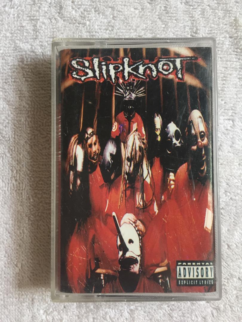 Kaset Pita Slipknot (Album: Slipknot)