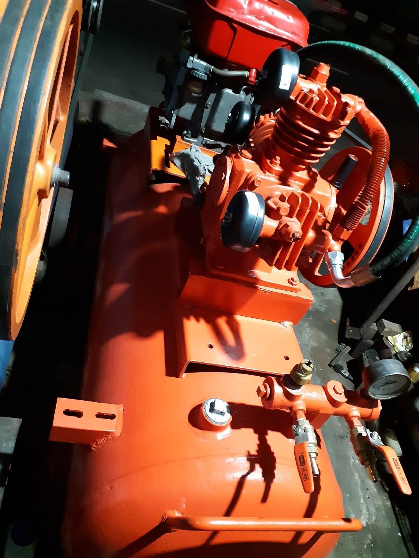 Kompresor yanmar diesel