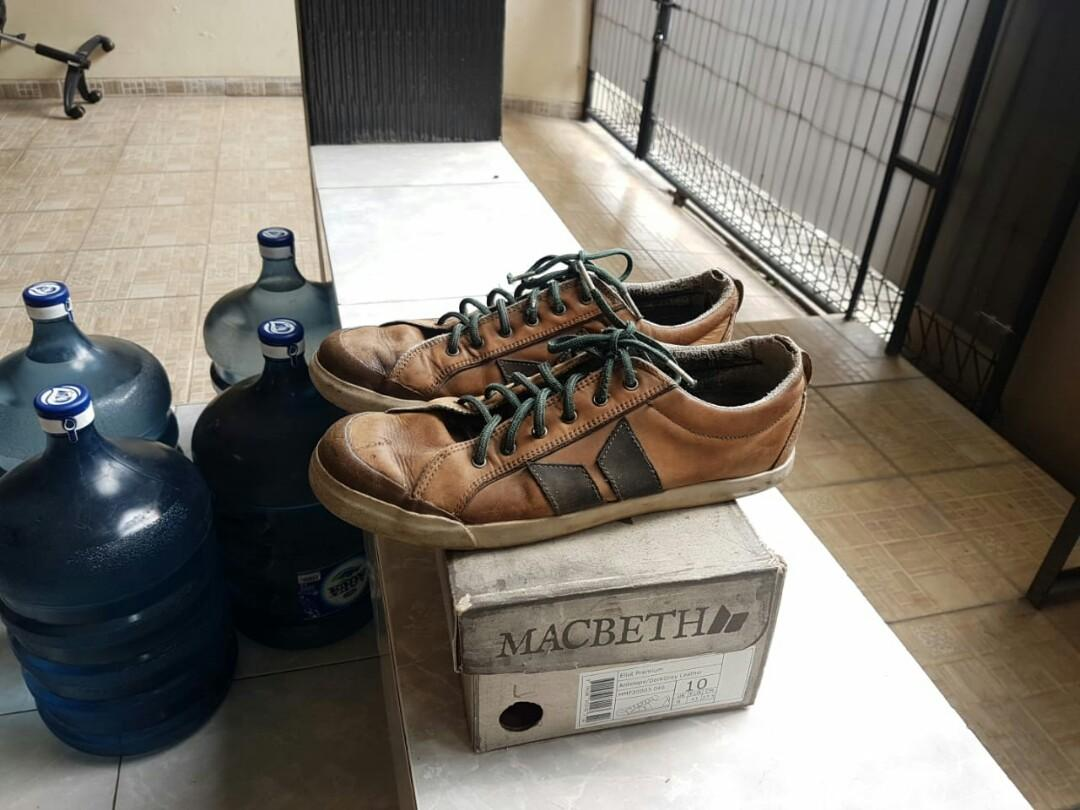 Macbeth 'Elliot Premium' Original Ukuran 43