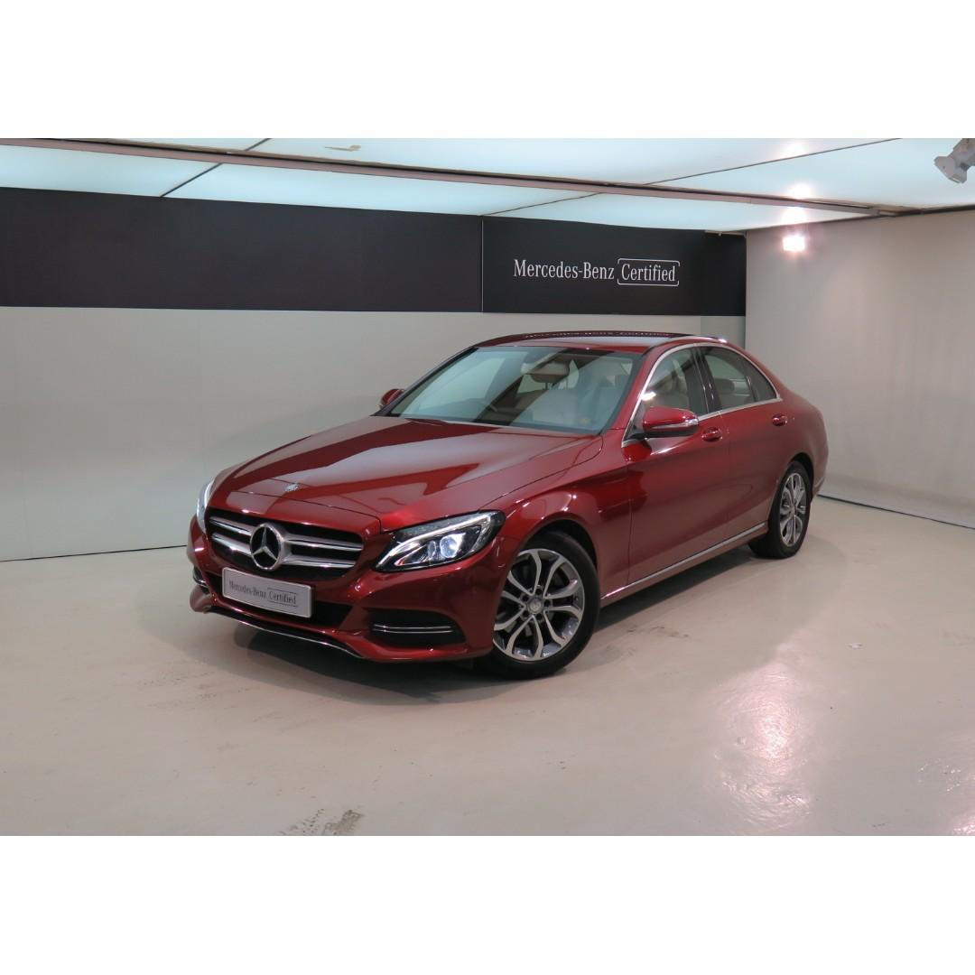 MERCEDES-BENZ C220 BlueTEC 2014/15'