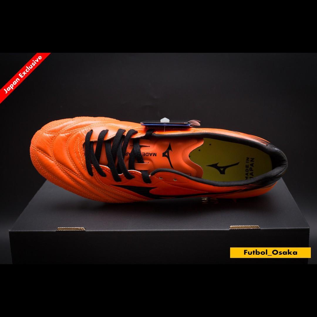 buy popular 0e5fb 50fab Mizuno Monarcida Neo 2 Japan K leather soccer football boots ...