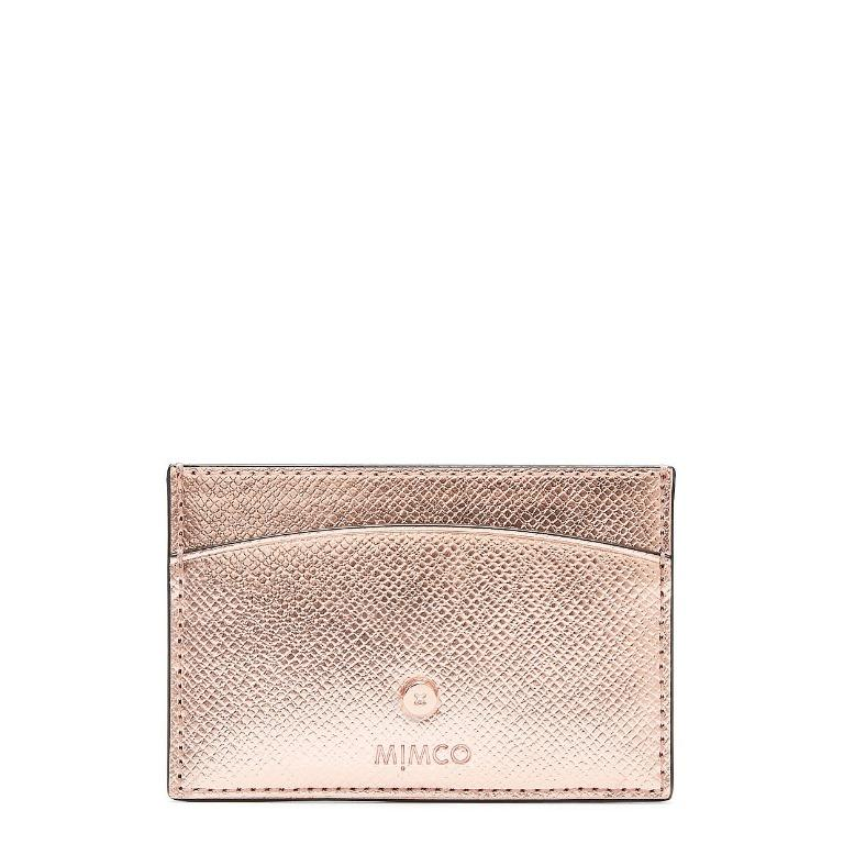 New! Mimco Sublime Card Holder, Rose Gold, RRP$59.95, free postage