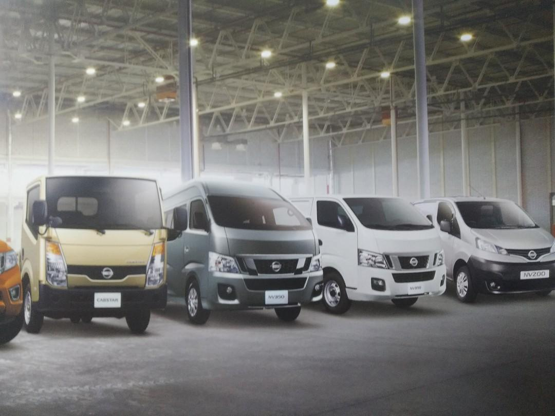 New Toyota Hiace For Sale!! Before ETS ends and lift up all prices!