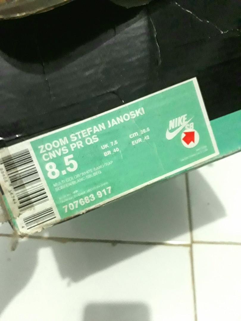 Nike SB Stefan Janoski Beach Pack Edition