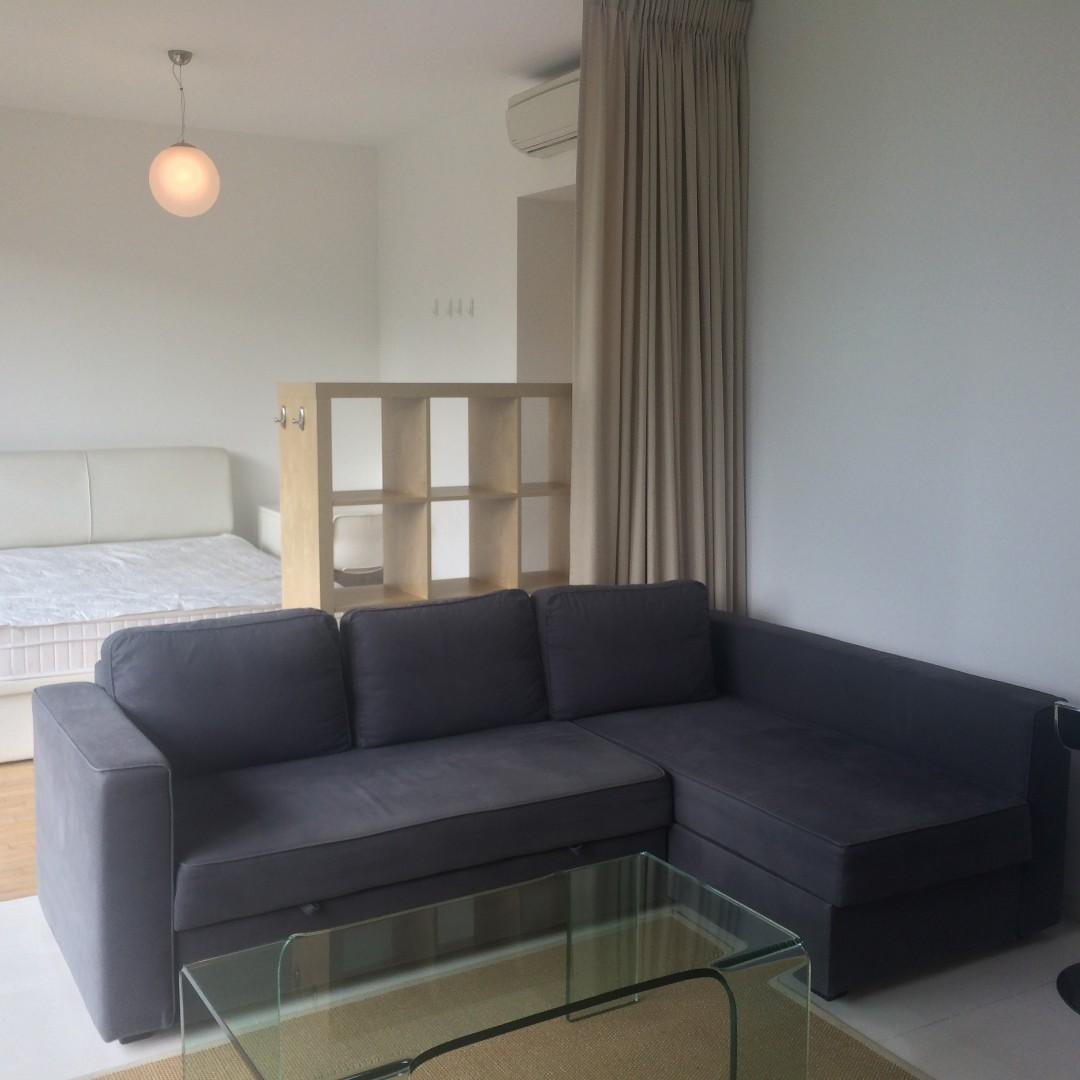 One-North Residences Studio Unit For Rent