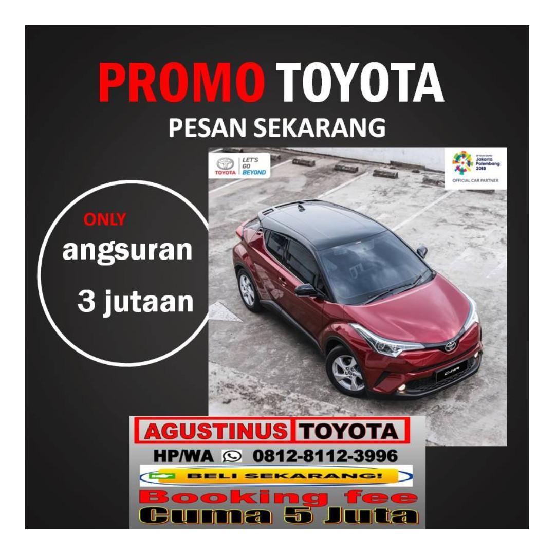 "Promo Toyota Avanza HP/WA""081281123996"