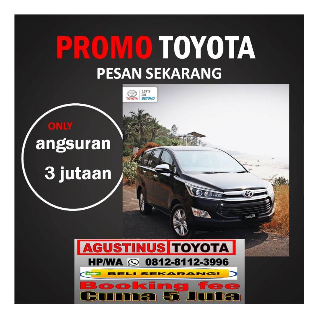 """Promo toyota Yaris HP/WA""""081281123996"""
