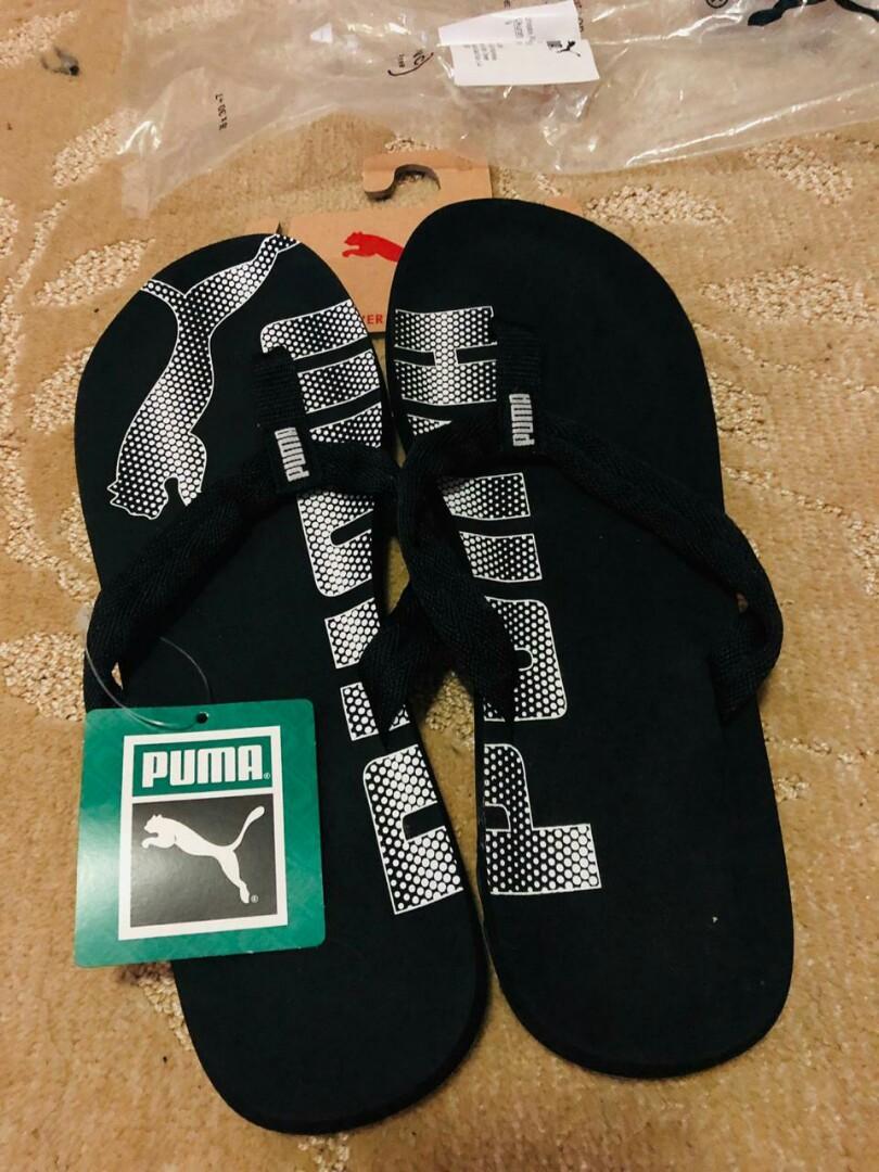 Sandal Jepit Puma unisex size 42-43