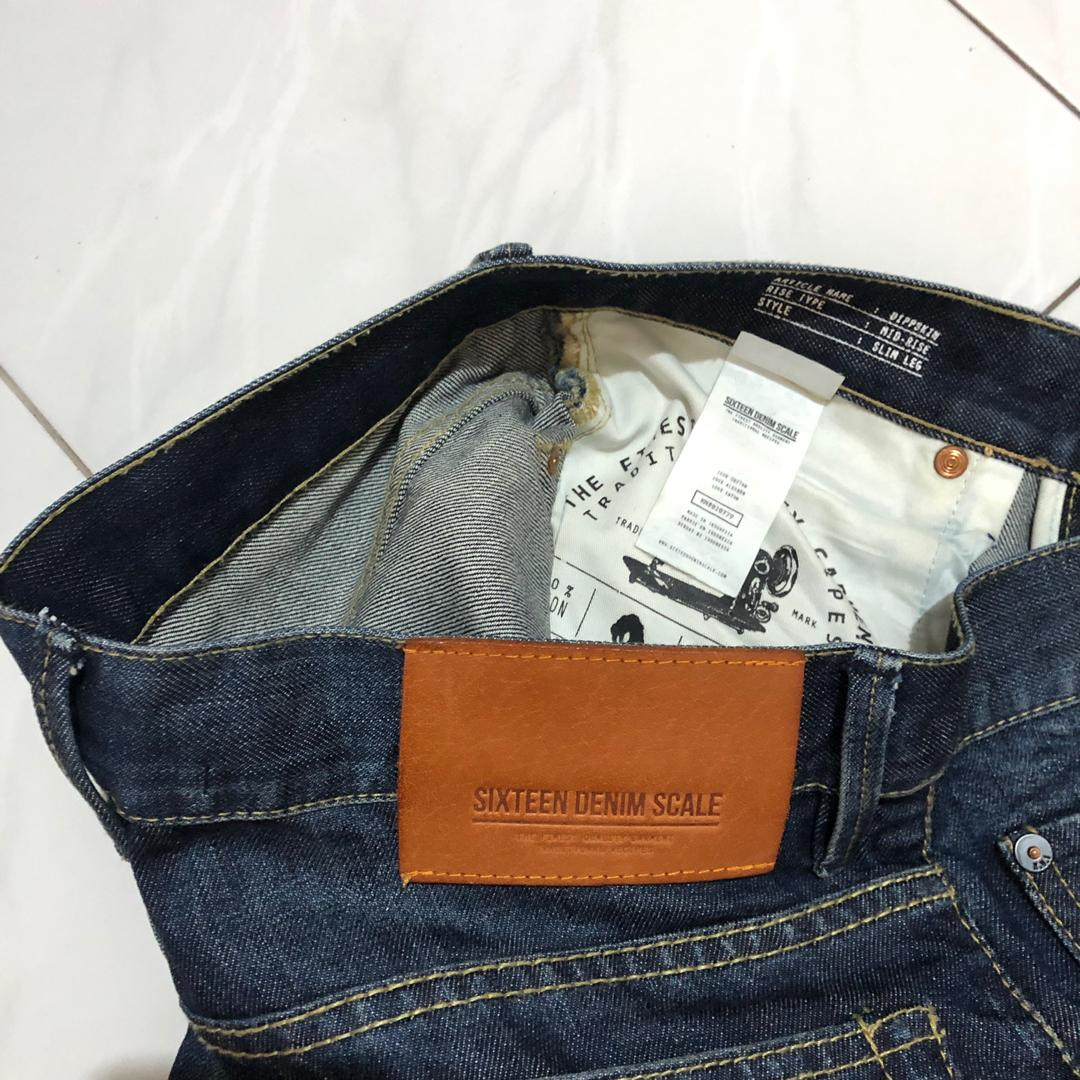 Sixteen Denim Scale (not nudie jeans)