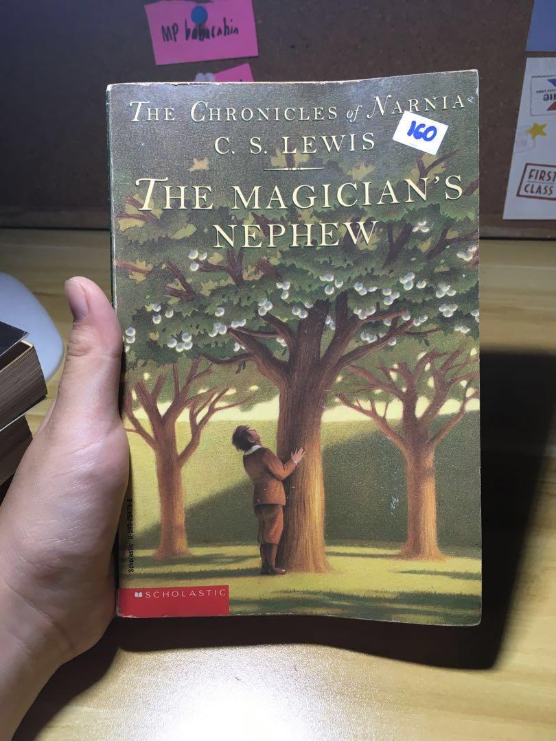 The Magician's Nephew (Chronicles of Narnia by C.S. Lewis)