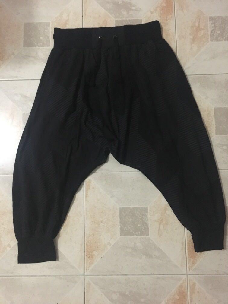 Tough men's pants 男裝闊褲