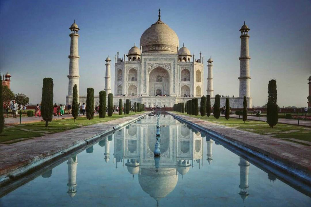 Uncover the Gems💎 of India       GOLDEN TRIANGLE (5 Nights Tours)