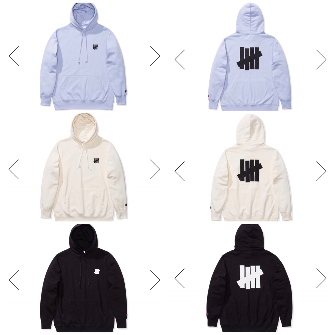 83267eb5 Undefeated icon pullover hoodie, Men's Fashion, Clothes, Outerwear ...