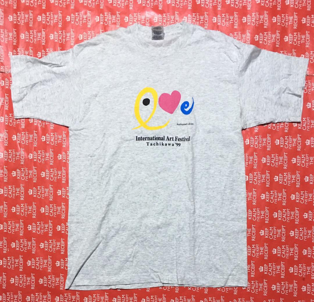 Vtg Art Festival Tshirt