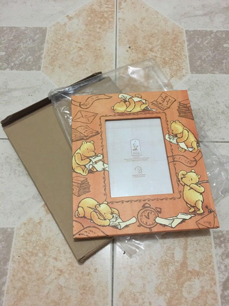 Winnie the Pooh photo theme 相架