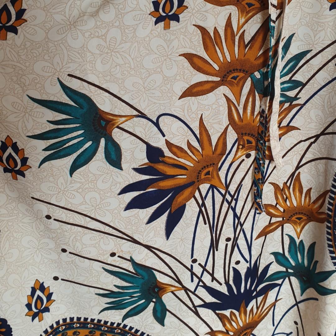Women's one size 'J GEE' Stunning bohemian egyptian print maxi kaftan