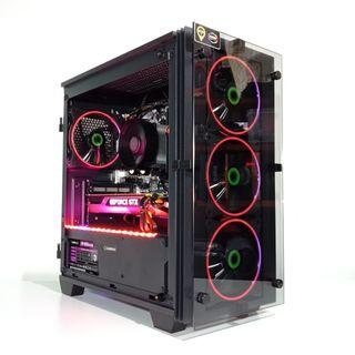 [NEW] GAMEMAX MINI STRATOS MATX RGB GAMING PC CASE