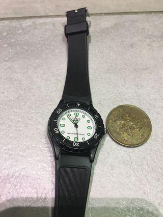 Casio BB Watch Rare 金石 細細粒 運動錶