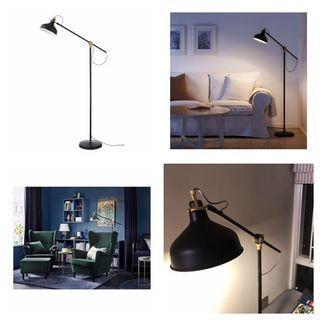 IKEA 宜家座地閲讀燈 工作燈 9成新 floor lamp reading look like new