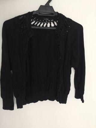 3/4 Sleeve Knit Sweater