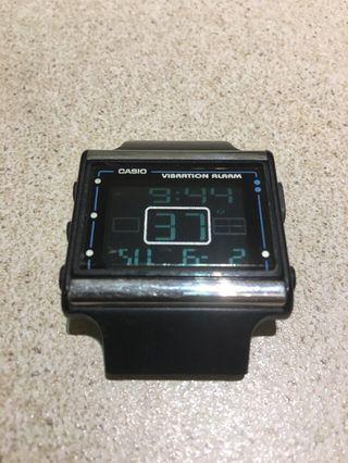 Casio LDF-10 Watch Vibration Alarm 金石 電子錶