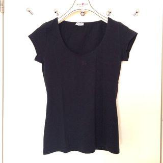 Dolce & Gabbana D&G --  高彈性 針織 T-SHIRT Ladies Knitted T-shirt ....