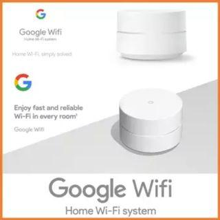 Google WiFi Single Unit