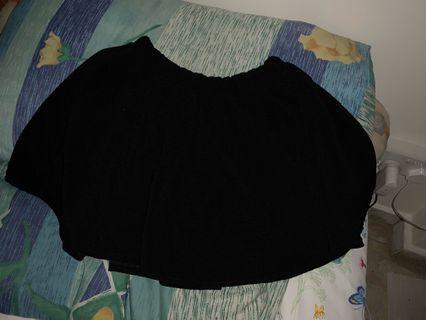 Pleated tennis skirt