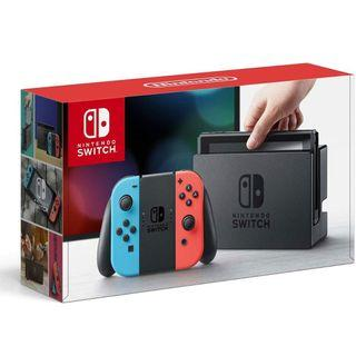 Nintendo Switch Console - New