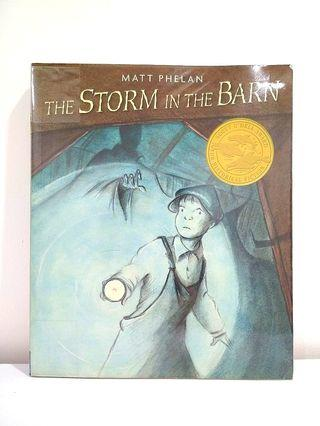 The Storm in the Barn comic book (US)