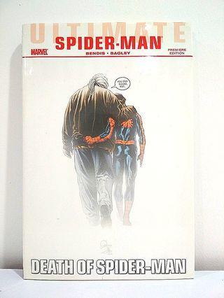 Death of Spiderman MARVEL Comics (US)